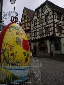 Pâques à Riquewihr