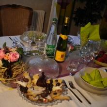 Pâques au gîte le mandlé à Riquewihr